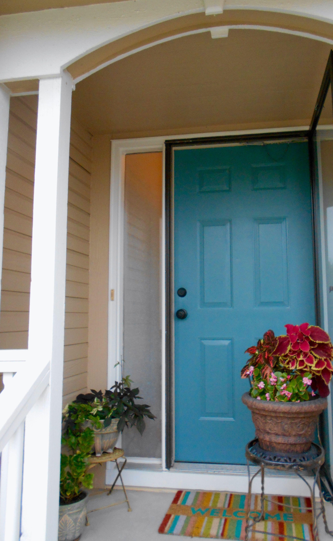Door color Valspar Medallion Concerto. & Door color: Valspar Medallion Concerto. | Colors for outside ... pezcame.com