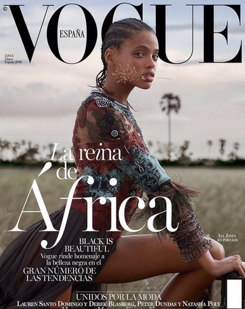 Vogue Spain - March 2016