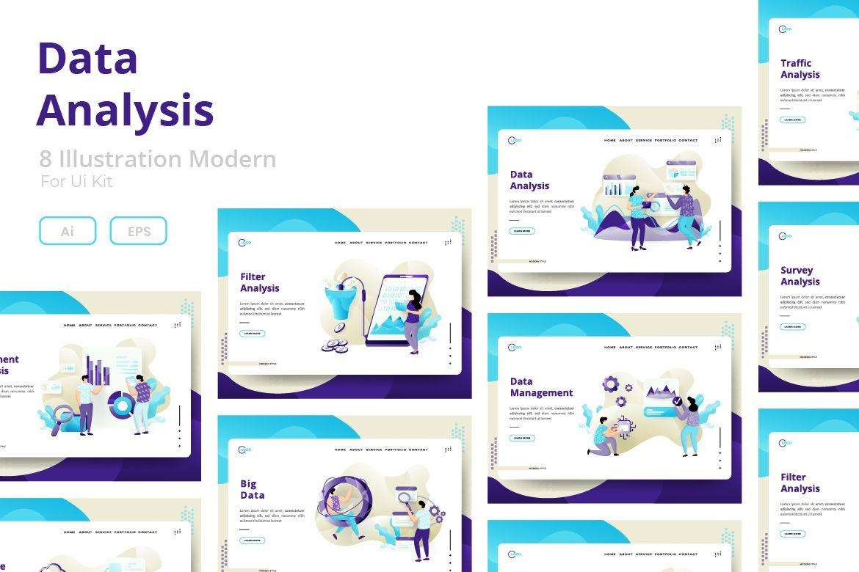 Data Analysis Graphic By Twiri