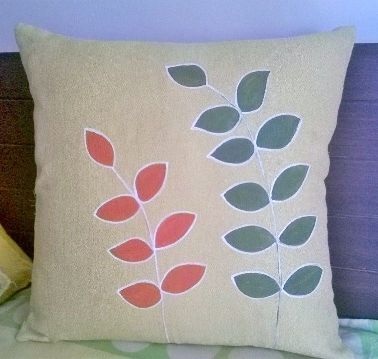 hand painted cushion cover & hand painted cushion cover | art work by \u0027shruhiarts\u0027 | Pinterest ... pillowsntoast.com