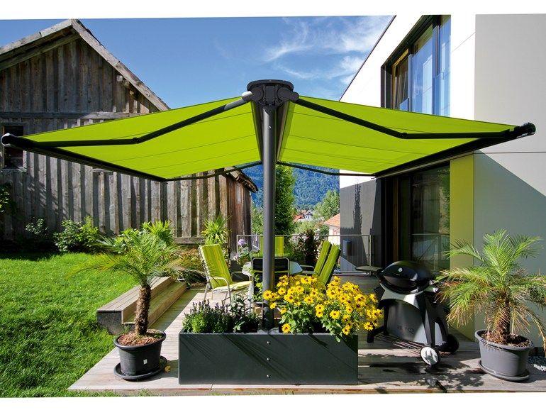Tenda Da Sole Autoportante A Bracci Markilux Syncra Flex 2 Syncra