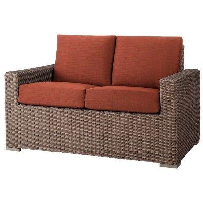 Threshold Heatherstone Wicker, Heatherstone Patio Furniture