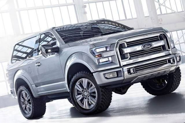 2018 Ford Bronco Specs Pictures Engine Base Price 2018 2019