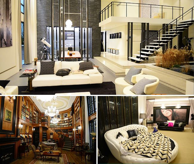 Korean Drama Interior Design Home Html on
