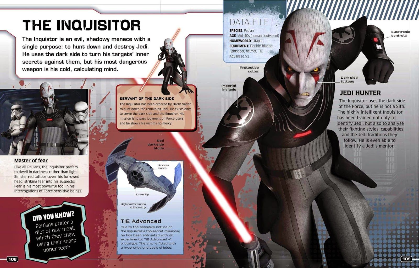 star wars rebels season 1 inquisitor - Google Search