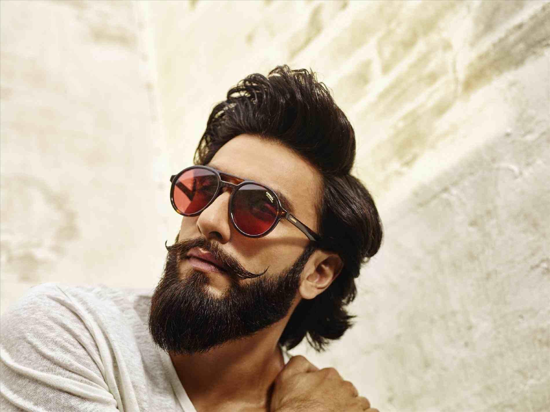 Ranveer Singh Hairstyle In Ram Leela Hair Stylist And Models