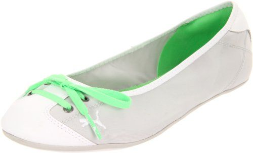 352bd6536c3b Puma Women s Lily Lace N Ballet Slipper  Shoes