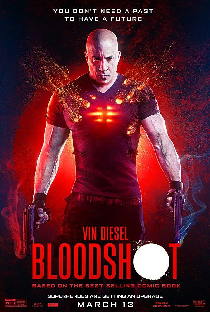 Pin By Matthew Leal On My Saves In 2020 Bloodshot Film Free Movies Online Bloodshot