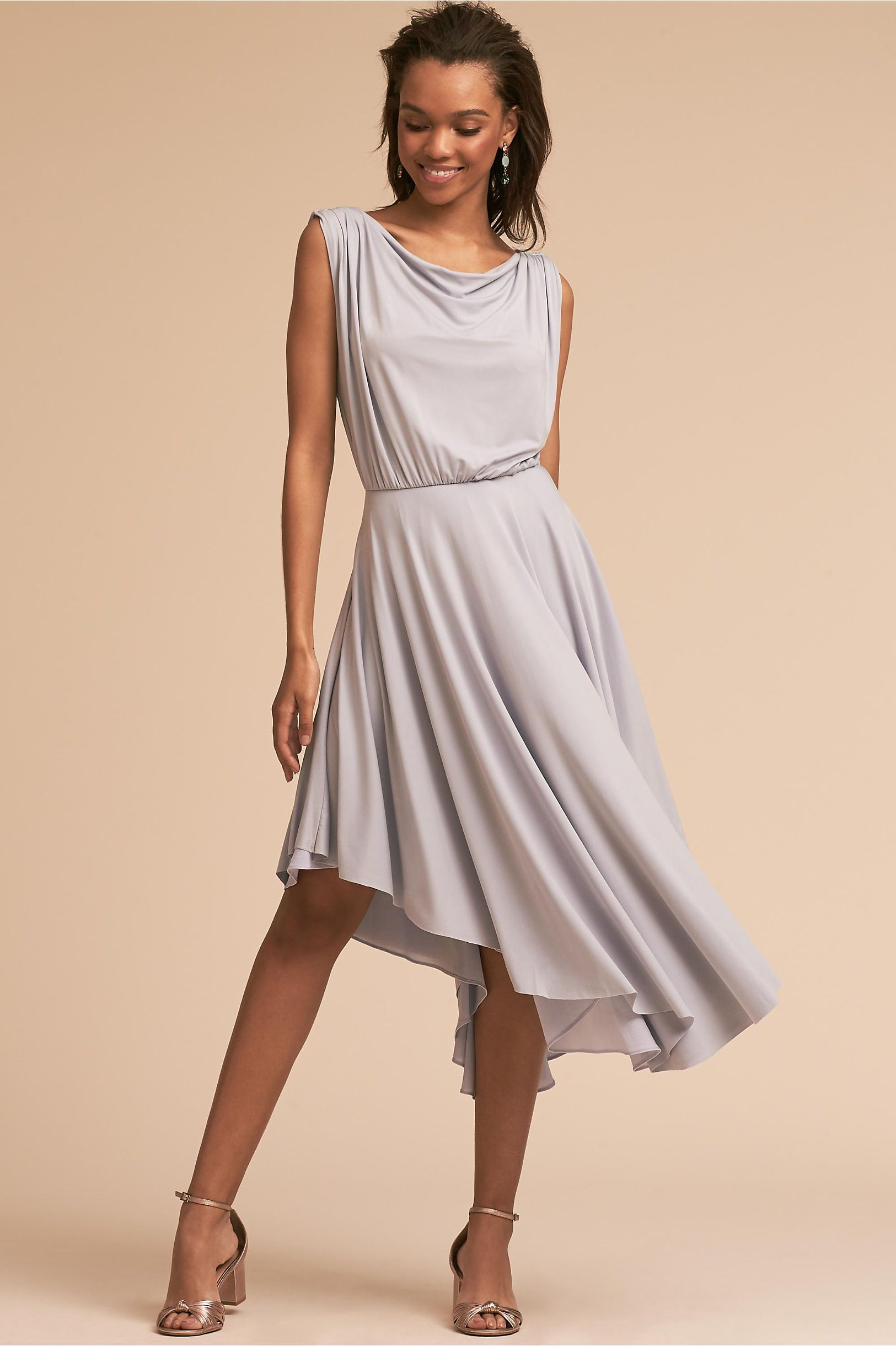 Bhldnus harmonia dress in light blue products pinterest