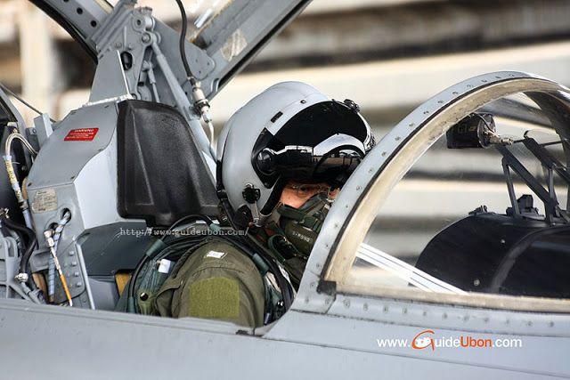Royal Thai Air Force F5 E F Second Upgrade