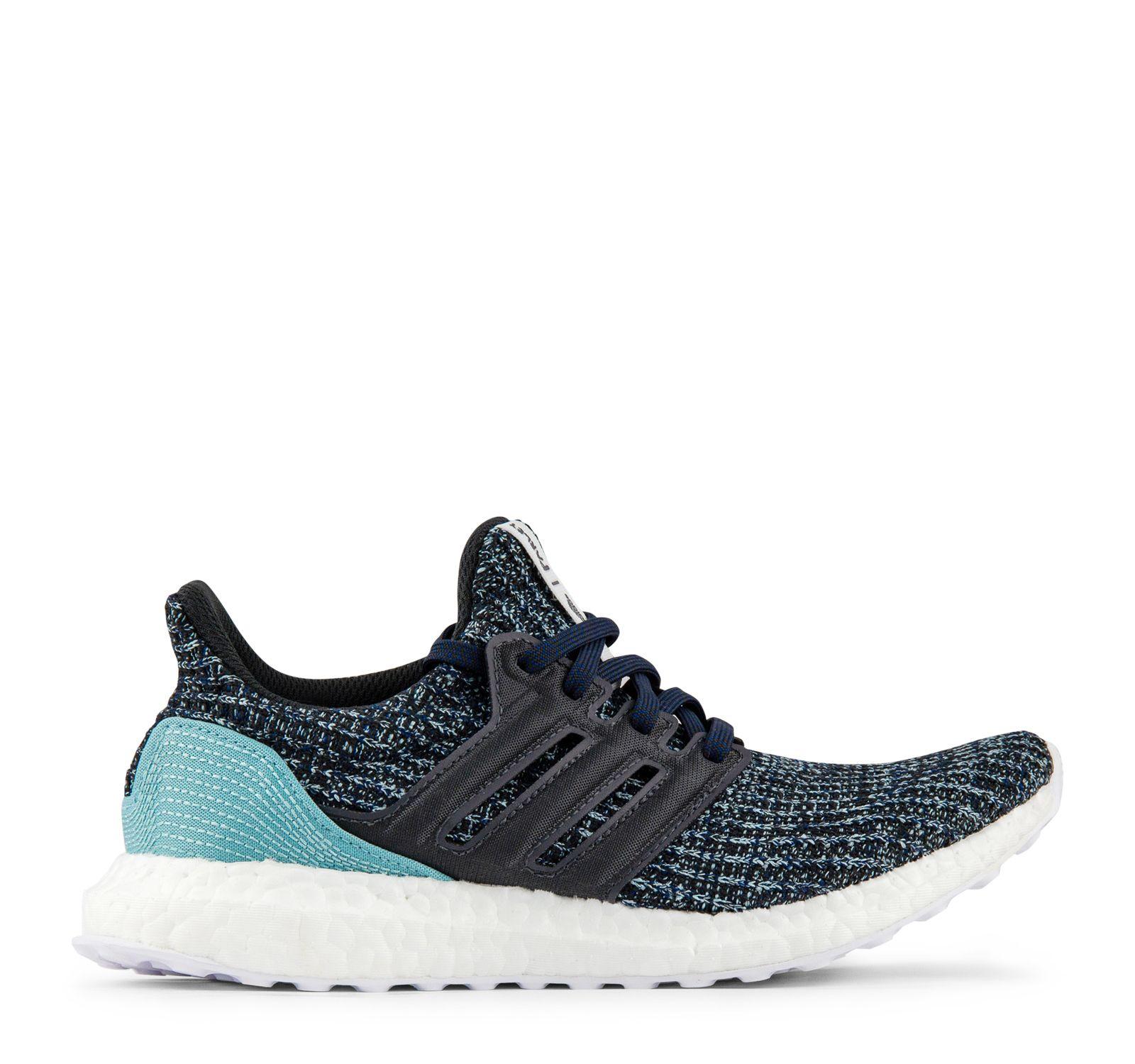 adidas correndo ultraboost parley cg3673 carbonio / blu.