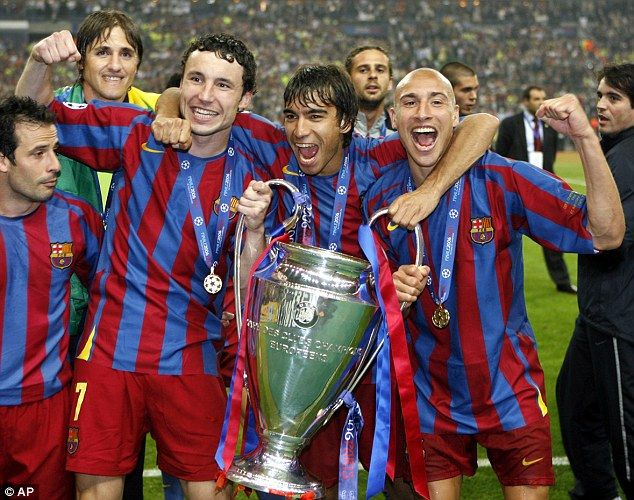 Image result for henrik larsson champions league