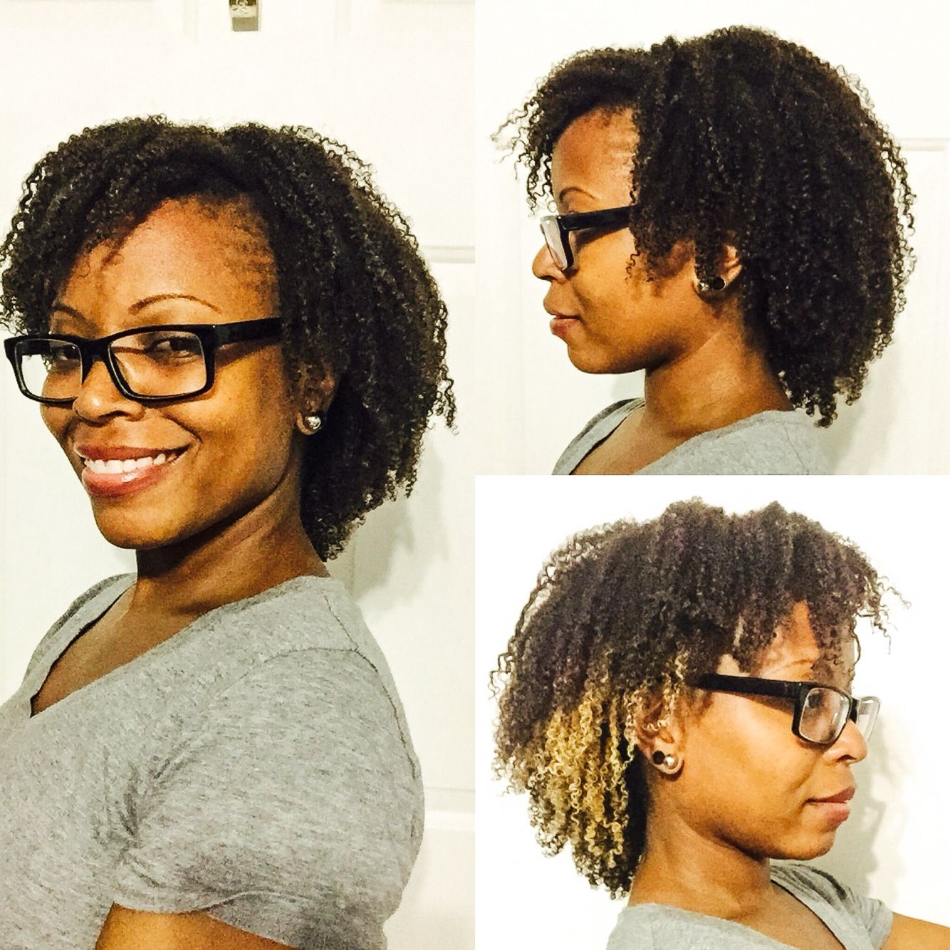 4c wash & go. First one ever. Not too bad.