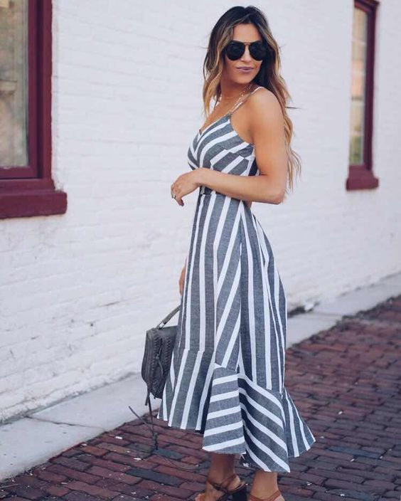 20 Casual Summer Dresses for Women Sundresses Classy Simple Cute Outfits #casual... 1