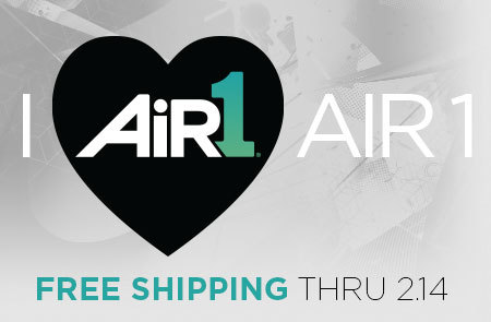 FREE shipping this week in the Air1 Store!! https://store.air1.com