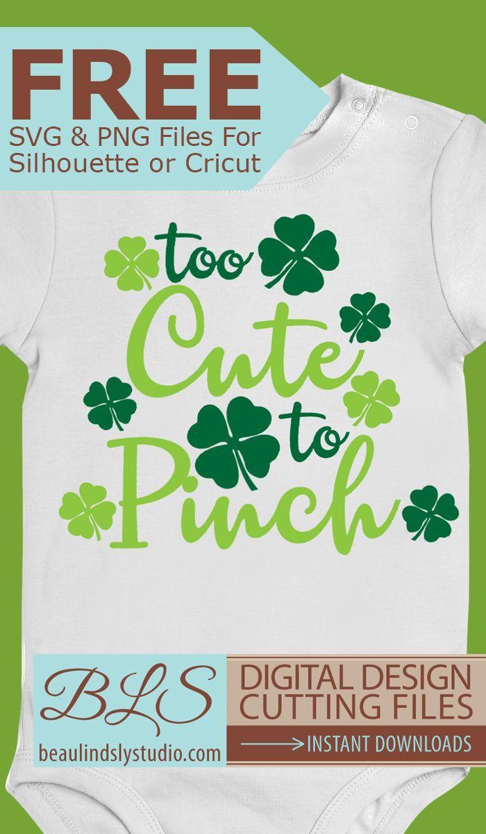 Download Free St. Patrick's Day SVG File | Cricut, St patrick day ...