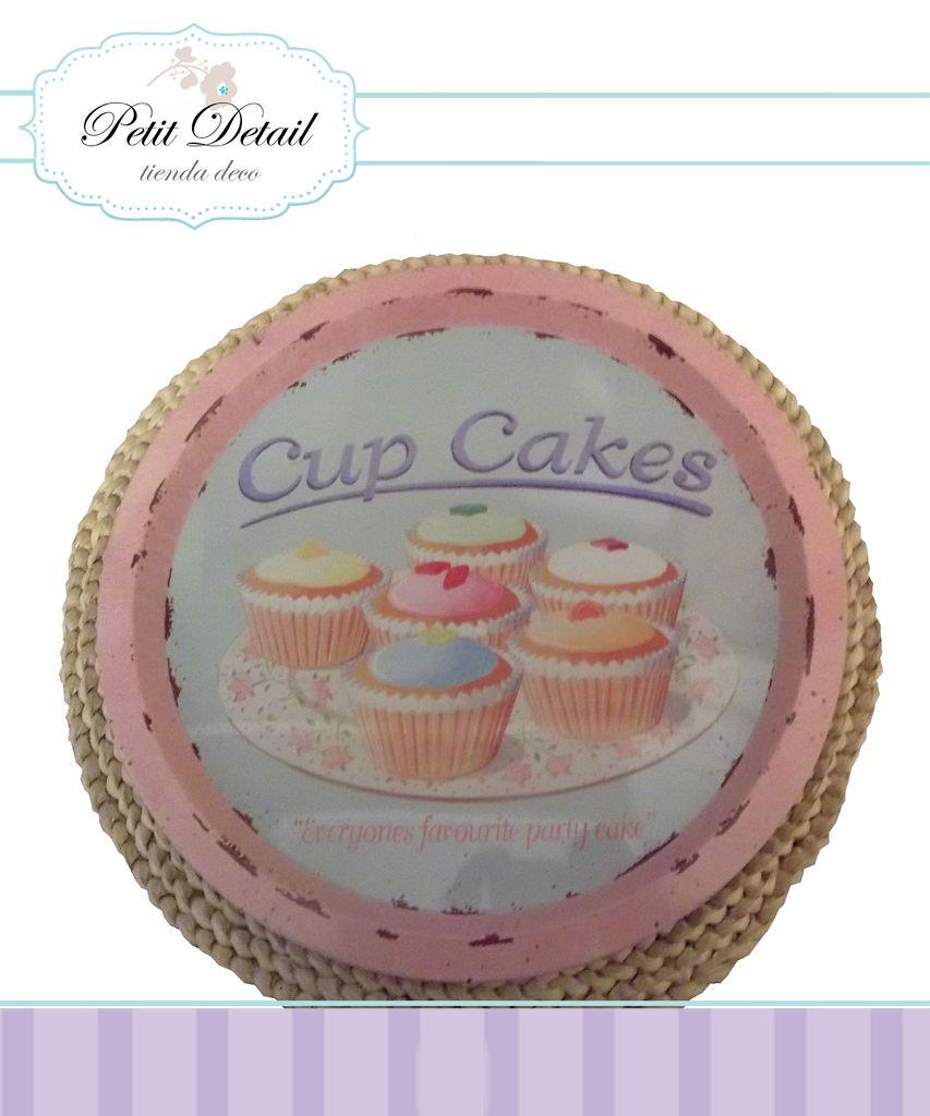 Bandeja Cupcake — Petit Detail