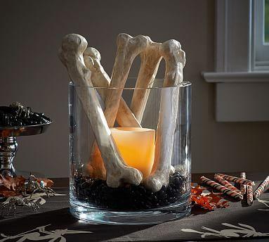 Bones Vase Filler Celebrate Halloween Pinterest Halloween