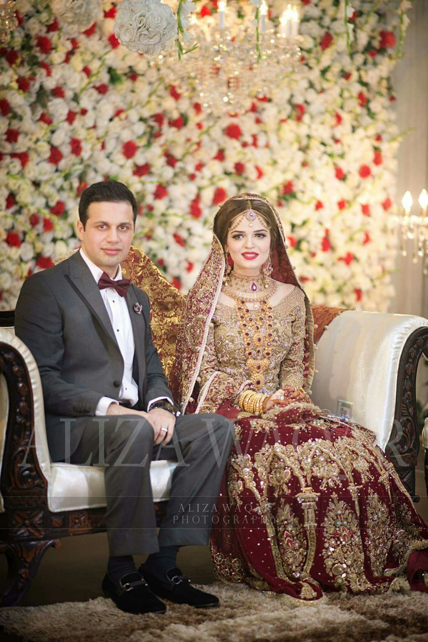 South asian wedding dresses  Pin by Mahikhanz on wedding dresses  Pinterest  Wedding wear