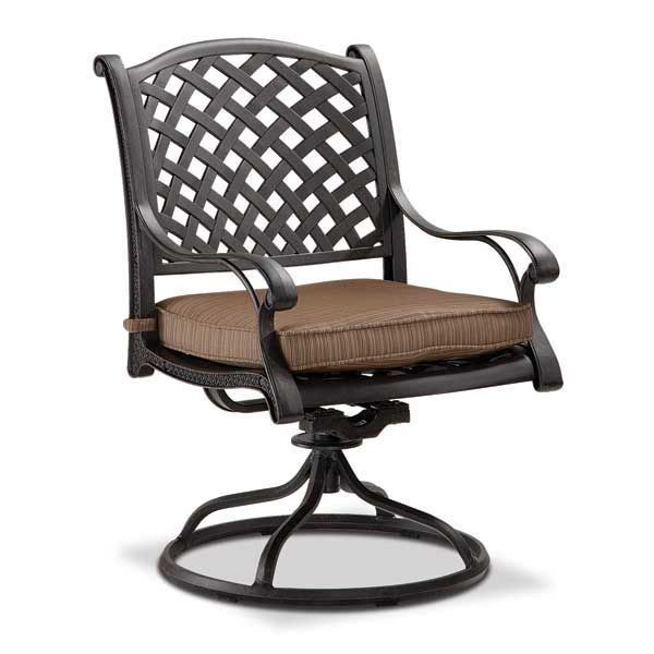 Swivel Rocker With Cushion By World Source International Is Now Available  At American Furniture Warehouse.