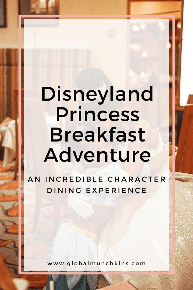 Photo of Disneyland Princess Breakfast – Das unglaublichste Charakterfrühstück