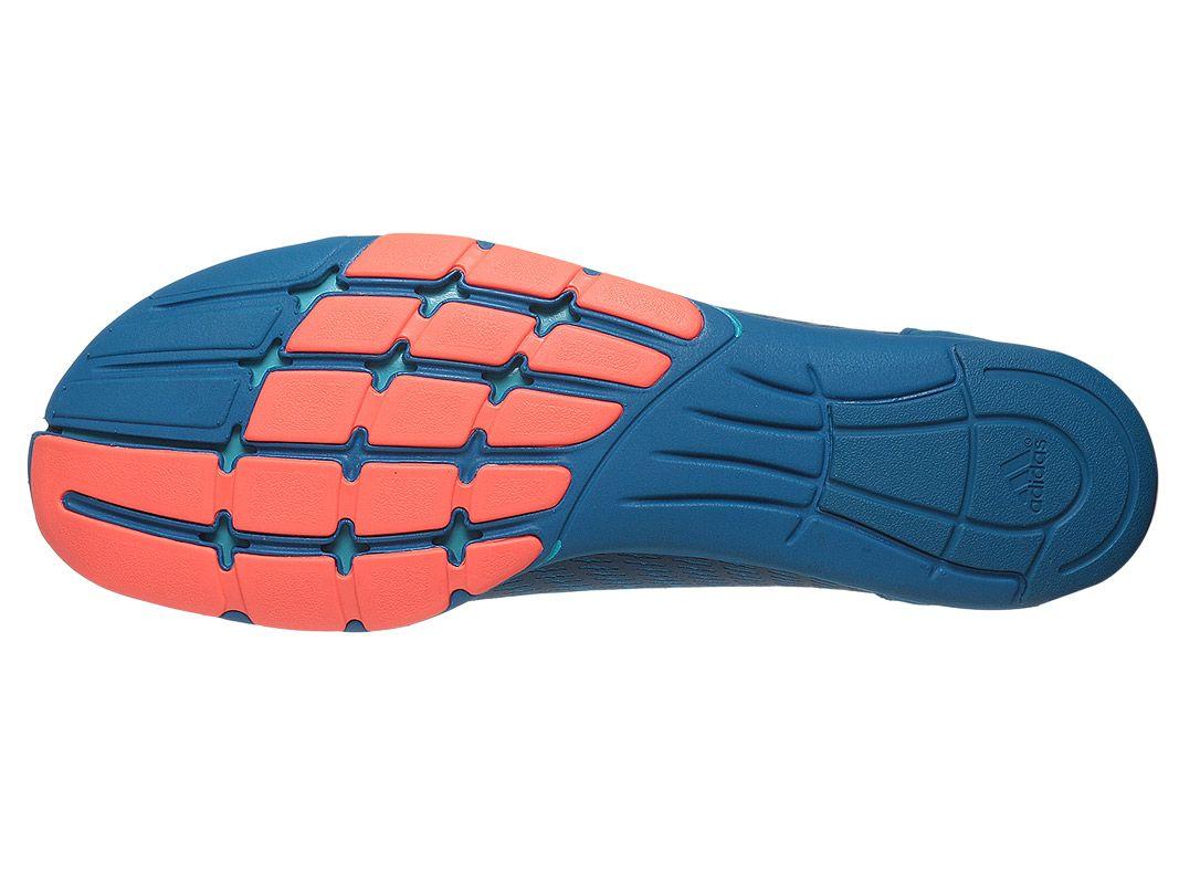 huge discount 5f239 8ac89 adidas adipure Adapt Mens Shoes Blue