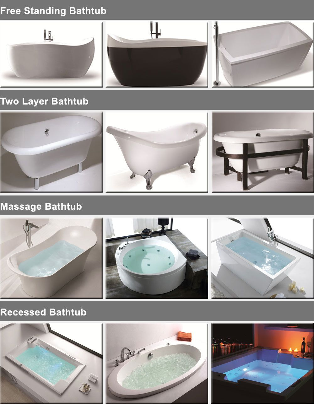 bathroom bathtub of guide shower tub types reviews bath best different charming and faucet leak faucets