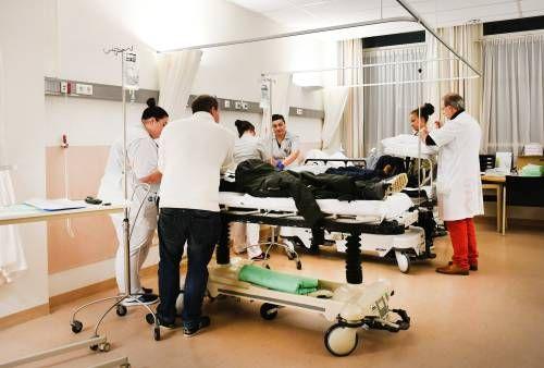 Oogziekenhuis ziet meer vuurwerkslachtoffers