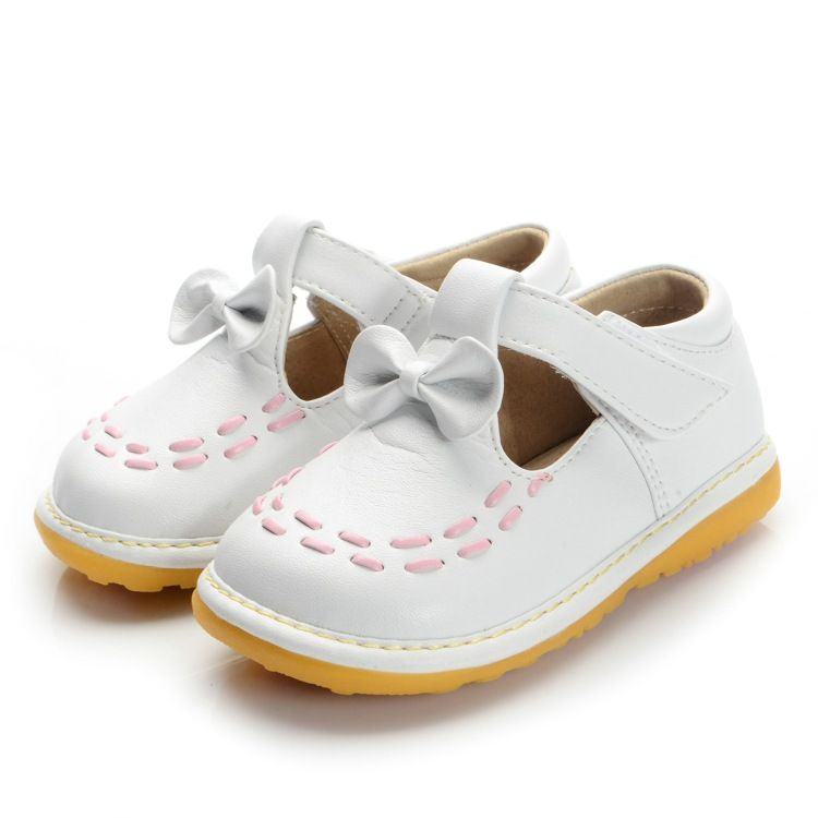 Cheap squeaky shoes, Buy Quality girls squeaky shoes directly from China  leather sole baby shoes Suppliers: White Toddler Girl Squeaky Shoes Size 3  4 5 6 7 ...