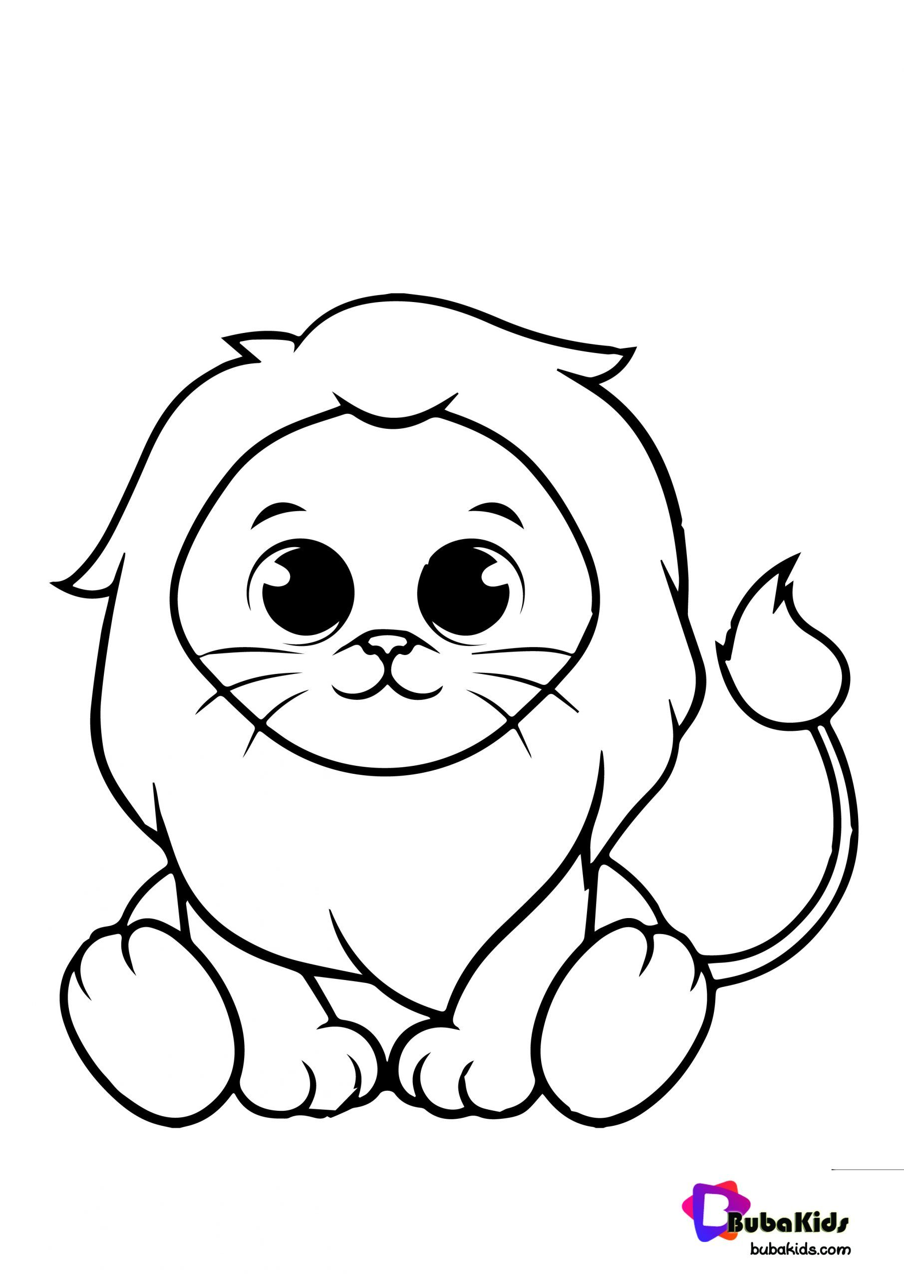 Lion Coloring Page For Toddler Collection Of Animal Coloring Pages For Teenage Printable That You Can Lion Coloring Pages Coloring Pages Animal Coloring Pages [ 2560 x 1811 Pixel ]