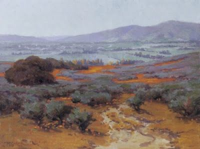 John Marshall Gamble (1863-1957). Landscapes