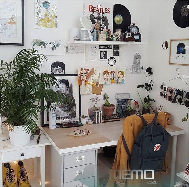 Jun 14 2020  bedroom goals #bedroomgoals Room ideas artsy aesthetic vintage 90