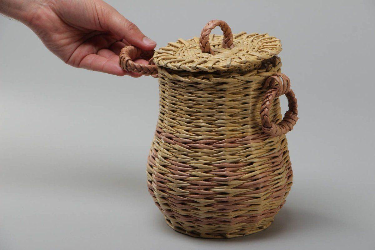 лампочки плетение из старых газет фото место, которое рекомендую