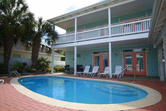 Largo Mar-Private Pool-Free Wi-Fi-Carriage House  Florida Panhandle