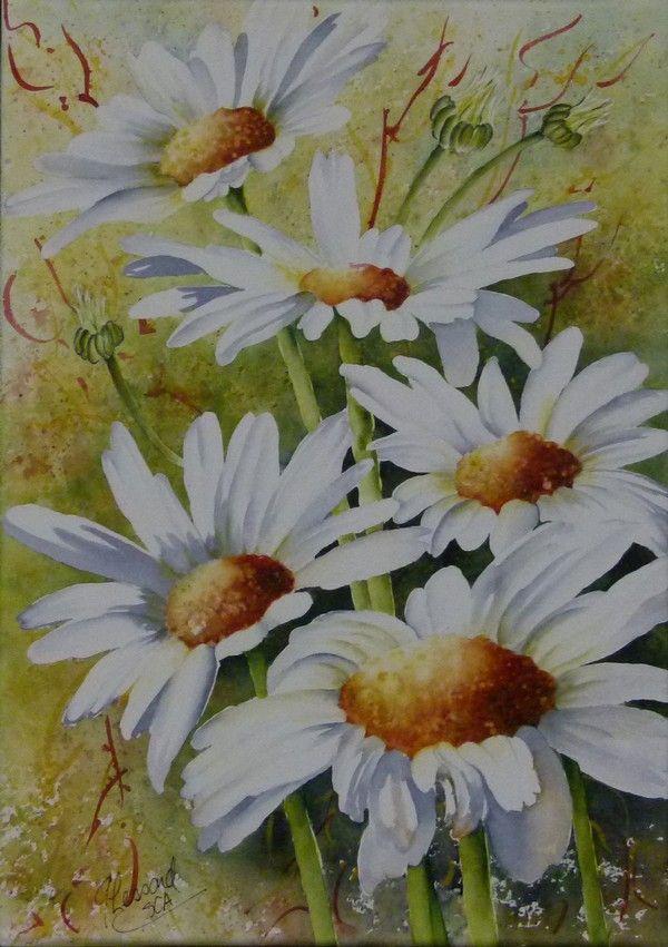 Cliquez Sur La Photo Pour Avoir Les Details De L Oeuvre Fleurs