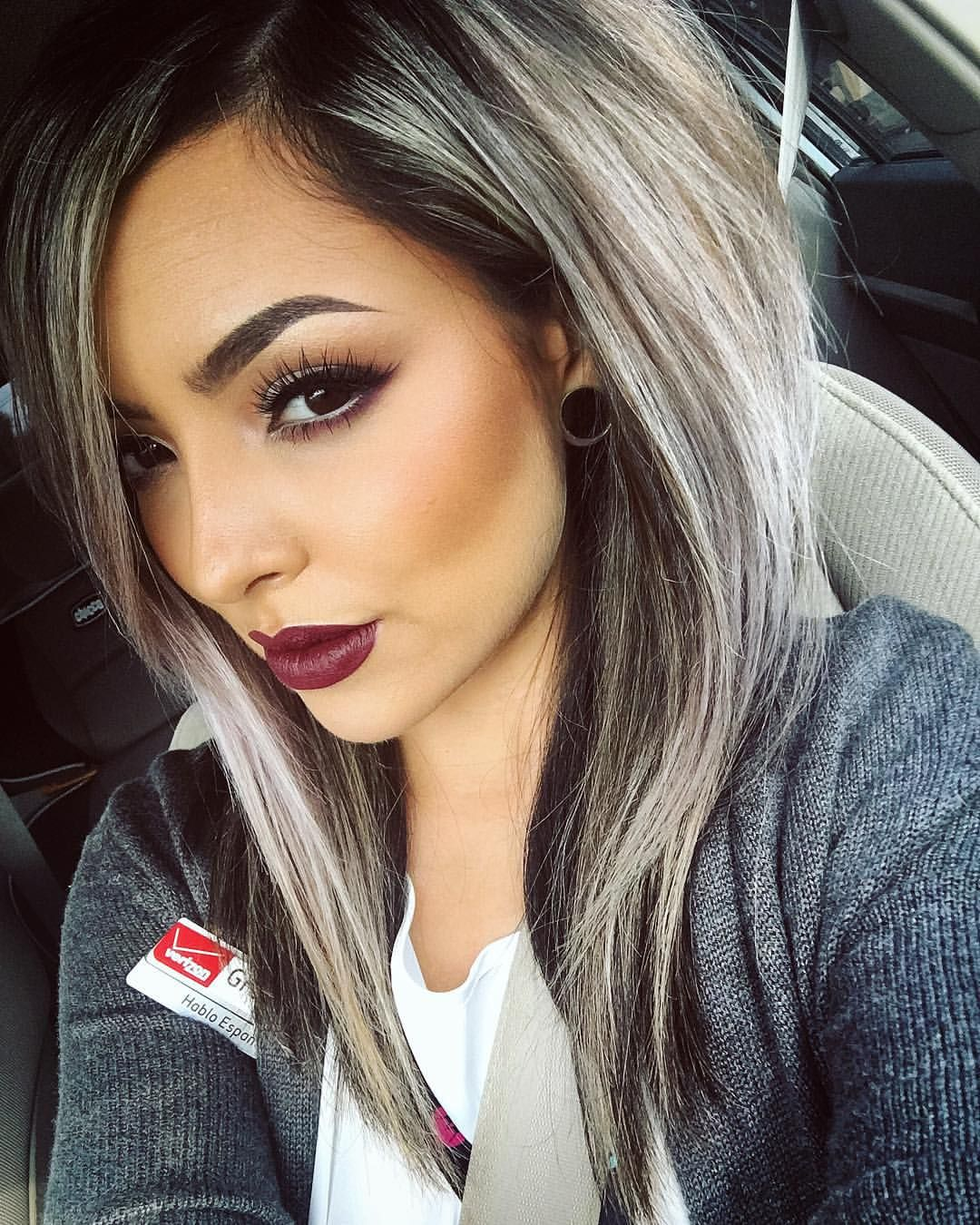 Hair and makeup u beauty pinterest makeup hair coloring and