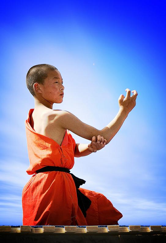 ♂ strength shaolin monk