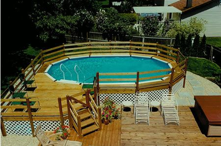 Deck Idea For Friends Above Ground Pool Tonya Seemann Mccurry Building A Pool Enclosed Patio Cheap Outdoor Patio Ideas