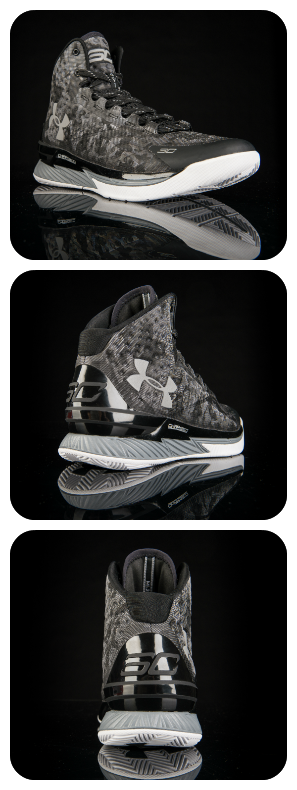 a7e459ca6ecb ... free shipping the under armour charged foam curry 1 mi30 playoff shoe  is a toast to