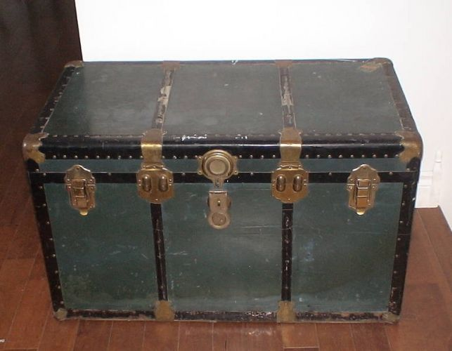 trunk sale vintage