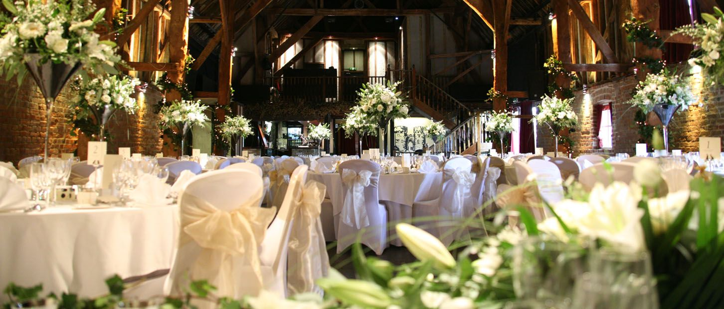 2017 Wedding Venue Package Prices Cooling Castle Barn