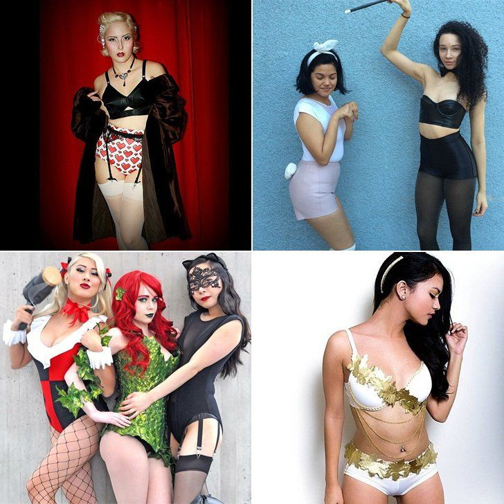 69 Sexy Costume Ideas For Your Hottest Halloween Yet Costumes - sexiest halloween costume ideas
