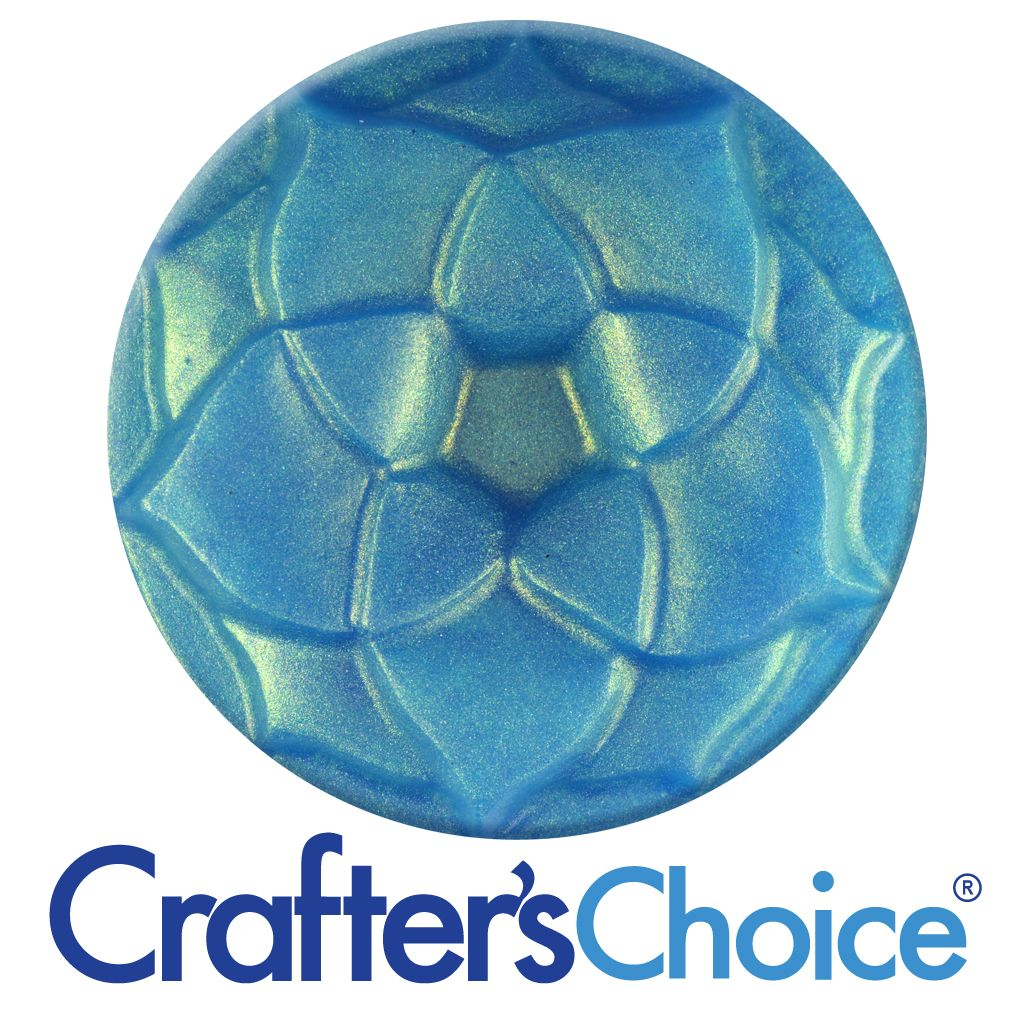 Crafters Choice™ Pacific Blue Mica Powder - Wholesale