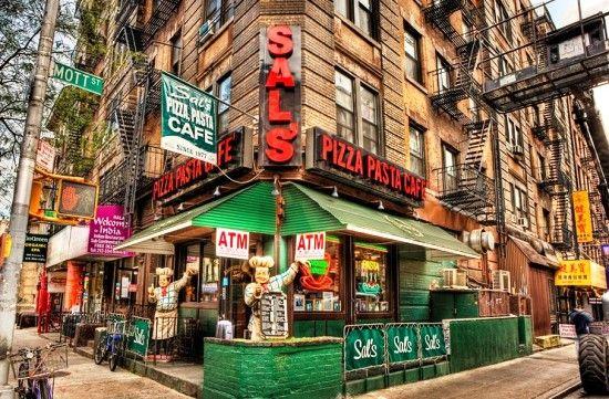 New York Little Italy Restaurant   Little italy new york, Little italy nyc, Little  italy