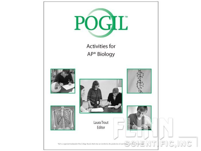 Pogil activities for ap biology book cd school stuff pogil activities for ap biology book cd fandeluxe Images