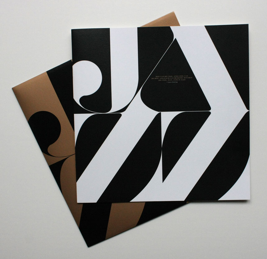 Bien connu Packaging . CD Cover . Jazz . Music . Pack . Product Design  AA76