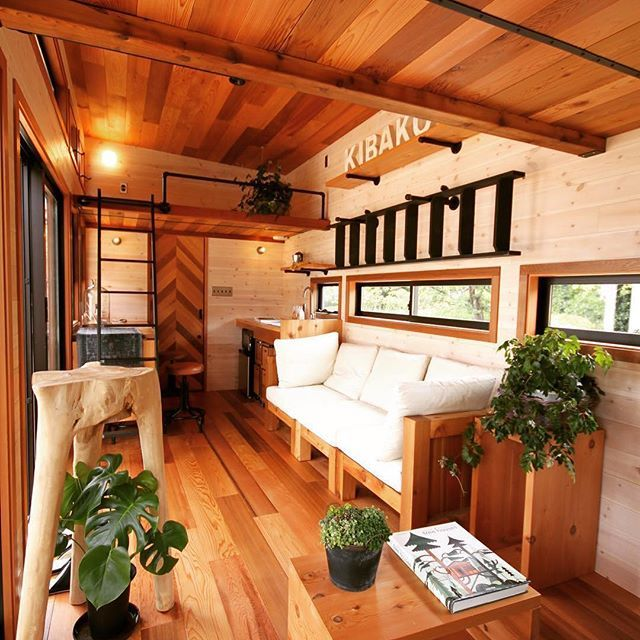 Surprising Japanese Style Tiny Home Built By Amagilog Download Free Architecture Designs Embacsunscenecom