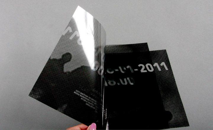 Prada Menswear collections A/W 2011: Show invitations | Fashion | Wallpaper* Magazine: design, interiors, architecture, fashion, art