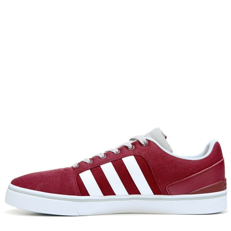 Adidas Men's Neo Hawthorne ST Sneakers (Burgundy/White)