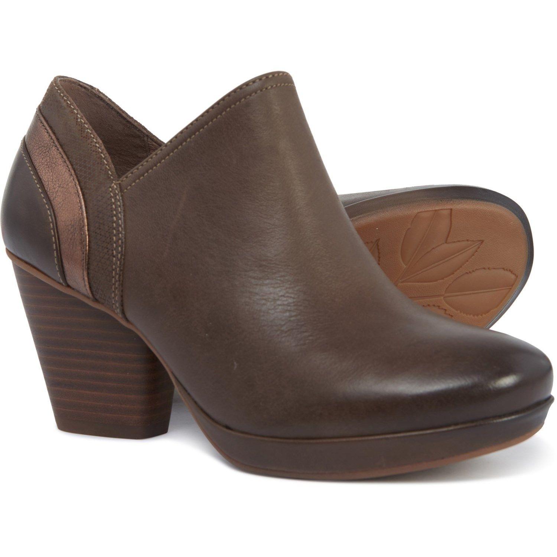 Dansko Marcia Ankle Shooties - Leather